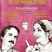 Les Palmes de Monsieur Schutz. ©The Theatre Factory