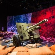 "Exposition ""Witness to War: Remembering 1942"". ©National Museum of Singapore"