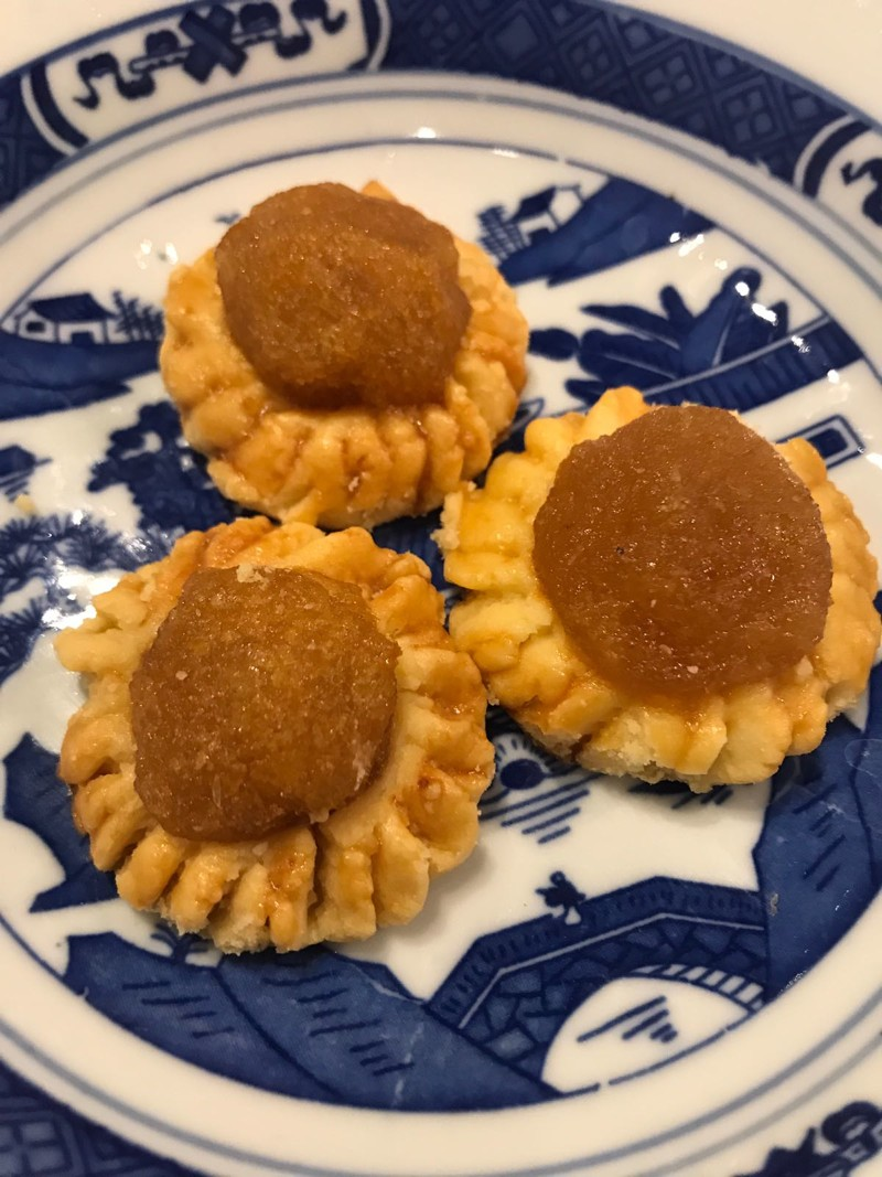 Les tartelettes à l'ananas, un savoir-faire gardé secret par Irene Ong. ©St Francis Enterprise