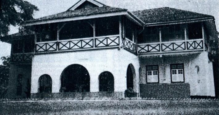 En 1967, la Petite Ecole française de l'étranger est installée à Scotts Road. ©LFS