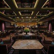 Le Manhattan, le bar du Regent hotel, élu 3ème meilleur bar du monde. ©Four Seasons Hotel