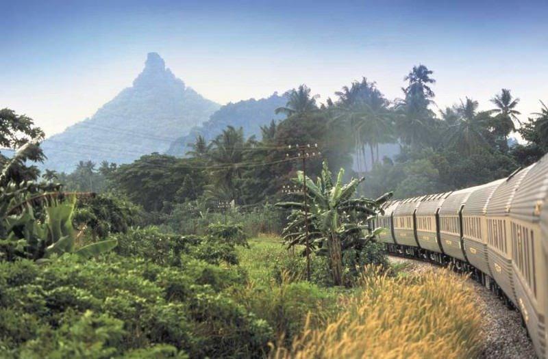 En direction de Penang en Malaisie. ©Belmond